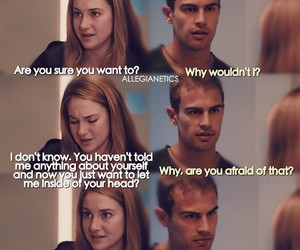 divergent and fourtris image