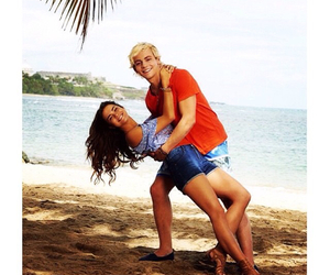 r5, ross lynch, and maia mitchel image