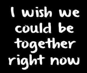 love, together, and quotes image