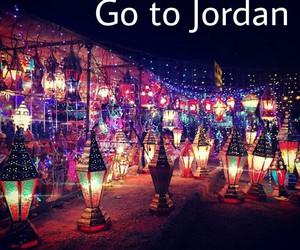 Amman, jordan, and lights image