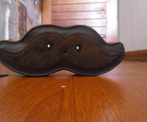 beautiful, cool, and moustache image