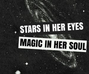 stars, magic, and soul image
