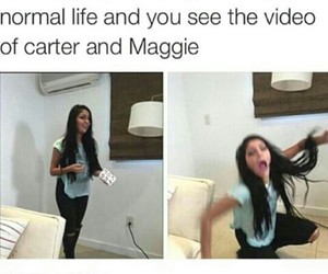 twitter, leaked video, and maggie lindemann image