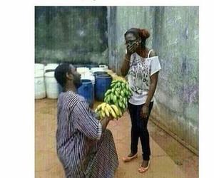 bananas and funny image