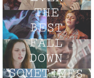 bella swan, crying, and the hunger games image