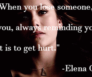 Nina Dobrev, quotes, and the vampire diaries image