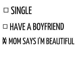 mom no boyfriend image