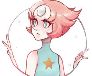 drawing, gem, and pearl image