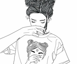 28 images about black line drawings on we heart it see more about