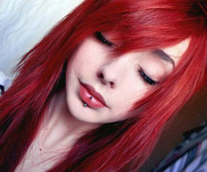 johanna herrstedt, hair, and red hair image