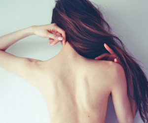 body, hair, and naked image
