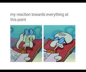 funny, bae, and spongebob image