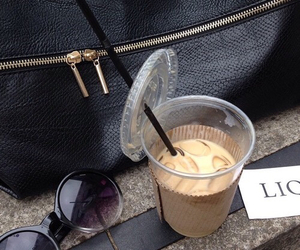 fashion, coffee, and tumblr image