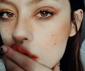grunge, model, and pale image