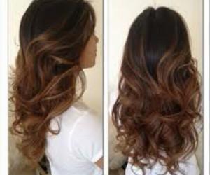 brown, hair, and brown hair image