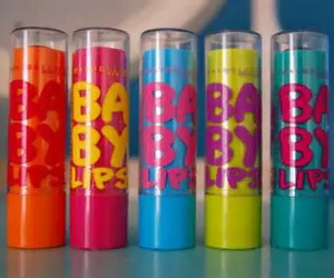 baby lips, beauty, and pink image