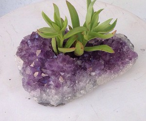 aesthetic, amethyst, and bohemian image