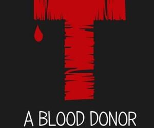 blood, jesus, and cross image