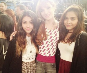 bella thorne, madison beer, and girl image