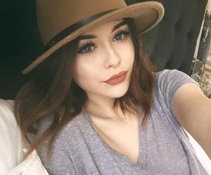 girl, acacia brinley, and lips image