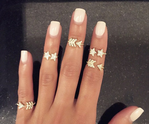 chic, gold jewelry, and style image