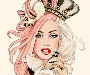 Lady gaga, gaga, and art image