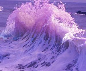 wow, cute, and purple sea image
