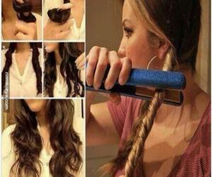 creative, diy, and hair image