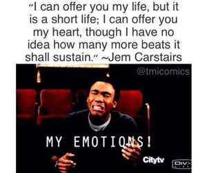 jem carstairs, the infernal devices, and tessa gray image