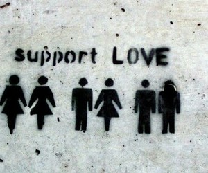 gay, straight, and there'snogenderforlove image