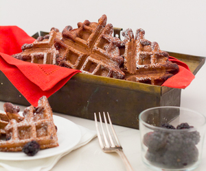 belgian, breakfast, and chocolate image