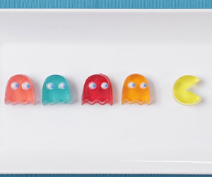 candy, colorful, and Cookies image
