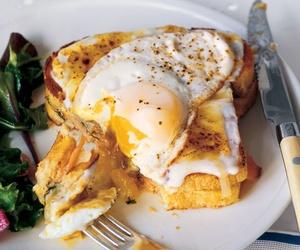 food, breakfast, and eggs image