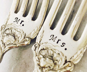 shabby chic, vintage, and wedding image