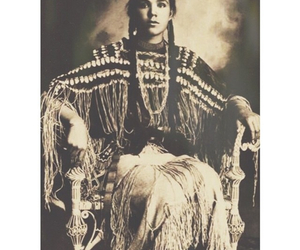 beauty, native, and woman image