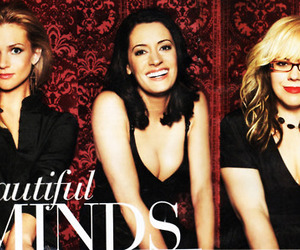 criminal minds, paget brewster, and aj cook image