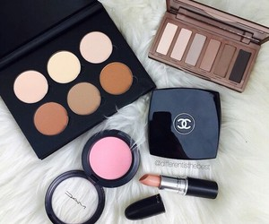 chanel, mac, and pretty image