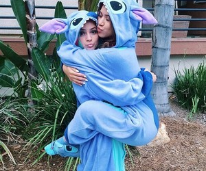 goals, stich, and friends image