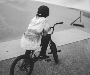 bmx, ride, and style image