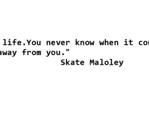 nate, quotes, and skate image