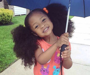 beautiful, child, and hair image