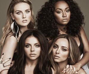 little mix, perrie, and jesy nelson image
