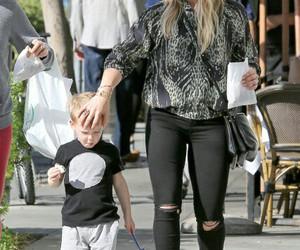 fashion, Hilary Duff, and love image