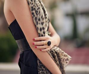 fashion, dress, and ring image