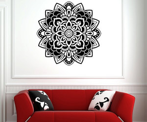 home decor, wall art, and wall decals image