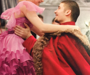 couple, hermione, and danser image