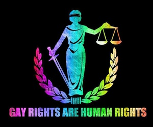 gay, queer, and gay rights image