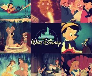 disney, walt disney, and cartoon image