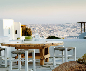 city, table, and white image