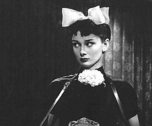 audrey, black, and lovely image